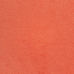 100% cotton towel - coral colour - rooibos collection