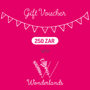 Wonderlands_baby gift card_250 ZAR