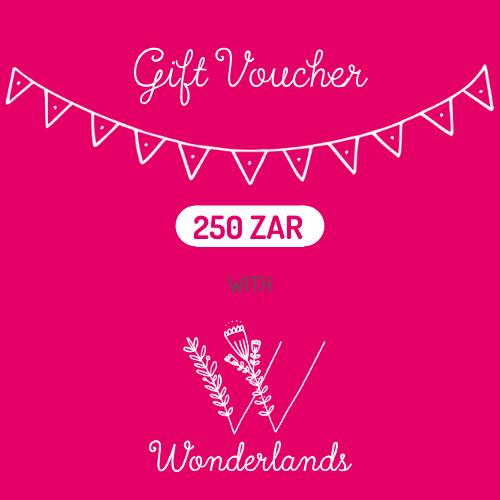 Wonderlands_baby gift card_250 ZAR