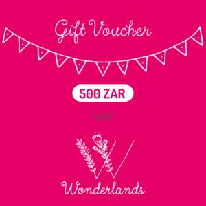 Wonderlands_baby gift card_500 ZAR